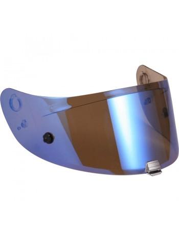 HJ09 Визор зеркальный-синий