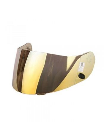 HJ09 Визор зеркальный-золотой