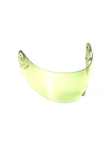 Визор визор желтый для шлема Shark S600/S700/S900/OPEN/RIDILL