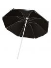 Зонт пляжный Fox No Fly Zone Beach Umbrella Black