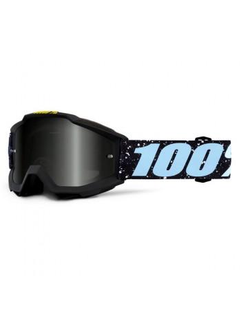 Детская кроссовая маска 100% AccuriJunior Silver