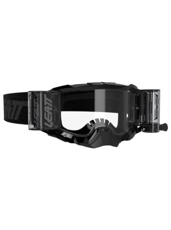 Маска Leatt Velocity 5.5 ROLL - OFF BLACK CLEAR 83%