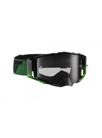 Маска Leatt Velocity 6.5 Black/Green Smoke