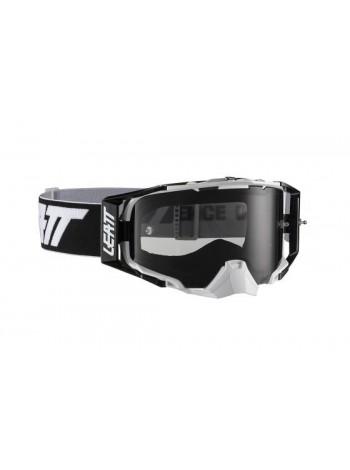 Маска Leatt Velocity 6.5 Black/White Smoke
