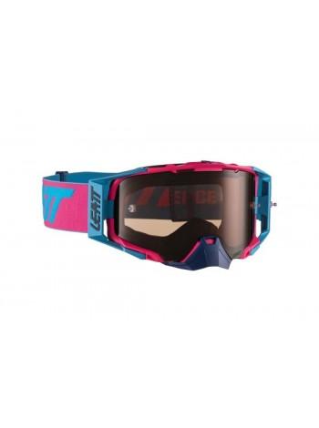 Маска Leatt Velocity 6.5 Pink/Cyan Rose UC