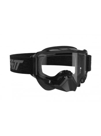 Маска Leatt Velocity 4.5 SNX Goggle Black Clear
