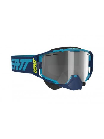 Маска Leatt Velocity 6.5 SNX Goggle Ink/Blue Light Grey