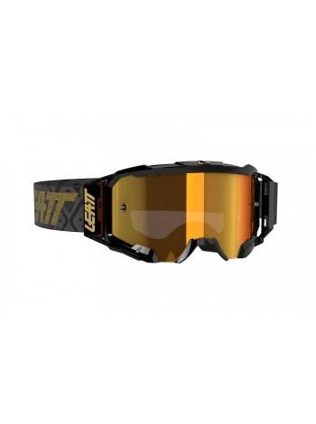 Маска Leatt Velocity 5.5 Iriz BLACK BRONZ 22%