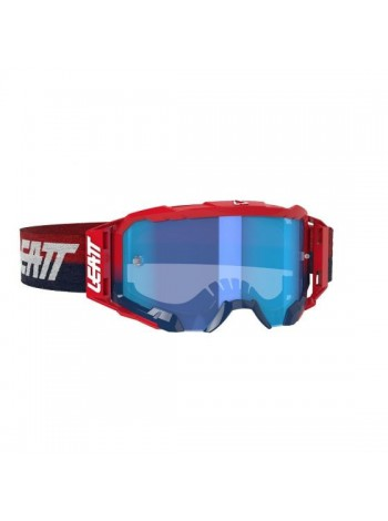 Маска Leatt Velocity 5.5 Red/Blue 52%