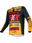 Мотоджерси Fox 180 Czar Jersey Black Yellow