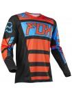 Мотоджерси Fox 180 Falcon Jersey Black/Orange