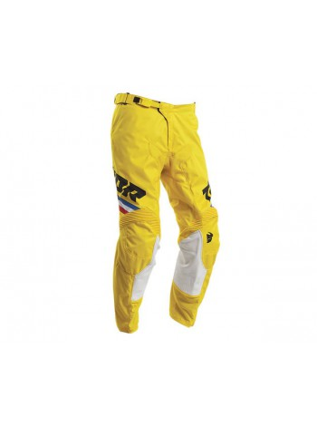 Мотоштаны кросс S20 Pulse Pinner Yellow