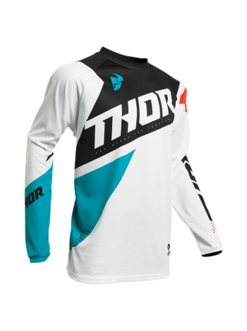 Мотоджерси Thor S20 Sector Blade Aqua