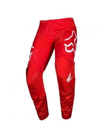 Штаны кроссовые FOX 180 Honda Pant Red