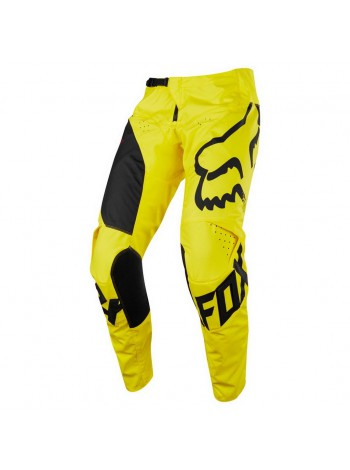 Штаны кроссовые FOX 180 Mastar Pant Yellow