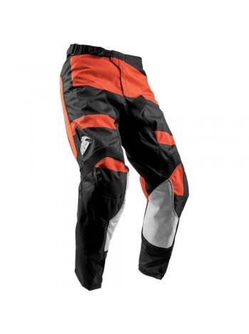 Мотоштаны кросс S8 Pulse Level Black orange