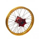 Мотоциклетное переднее колесо