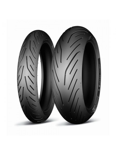 Мотошина задняя Michelin Pilot Power 3 160/60ZR17 69W TL