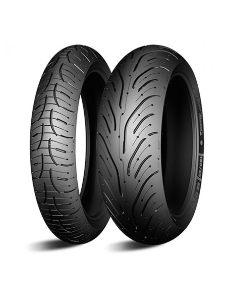 Мотошина задняя Michelin Pilot Road 4 150/70ZR17 69W TL