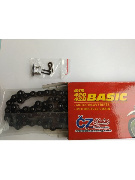 Цепь CZ Chains 420 Basic - 100