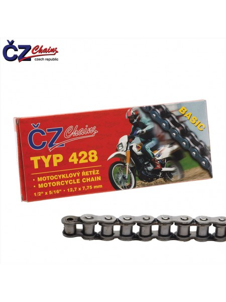 Цепь CZ Chains 428 Basic - 98