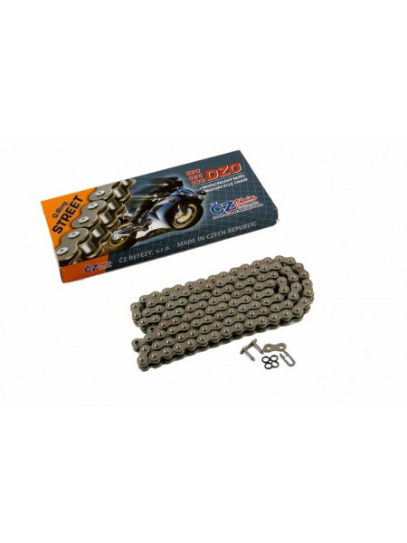 Цепь CZ Chains 525 DZO - 120 (O-Ring)