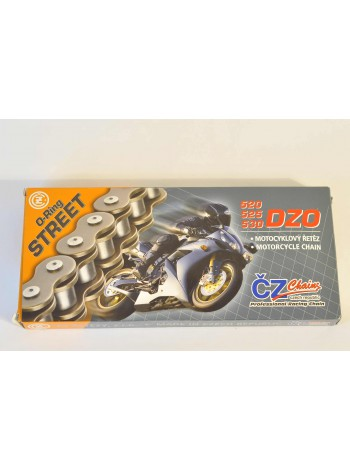 Цепь CZ Chains 530 DZO - 112 (O-Ring)