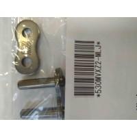 Замок цепи EK Chain 530MVXZ2, заклёпка, QX-Ring, сталь