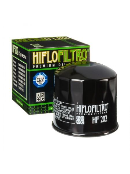Масляный фильтр HifloFiltro Hf-202
