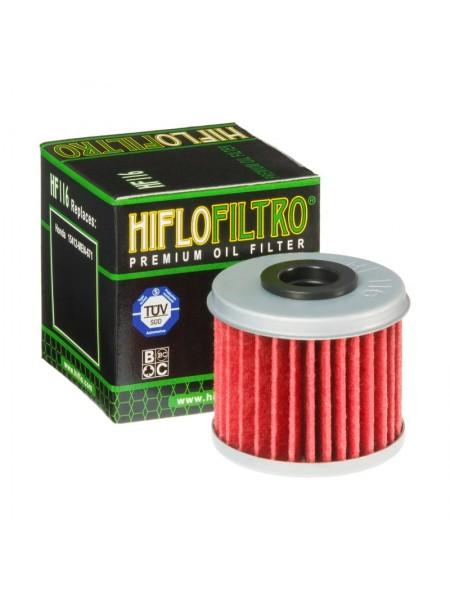 Масляный фильтр HifloFiltro HF116