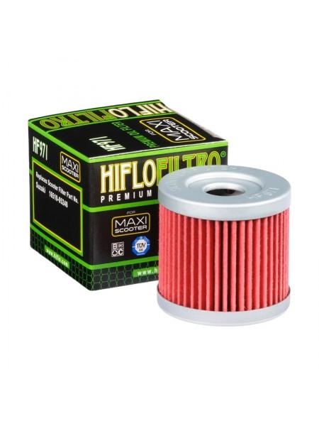 Масляный фильтр HifloFiltro Hf-971