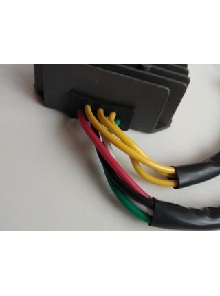 Реле заряда 2 фишки 7 контактов
