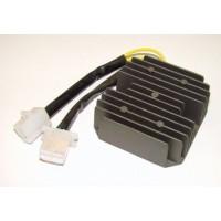 Реле заряда 152QMJ/157QMI 2 фишки 7 контактов
