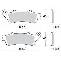 Тормозные колодки Braking 813 CM55