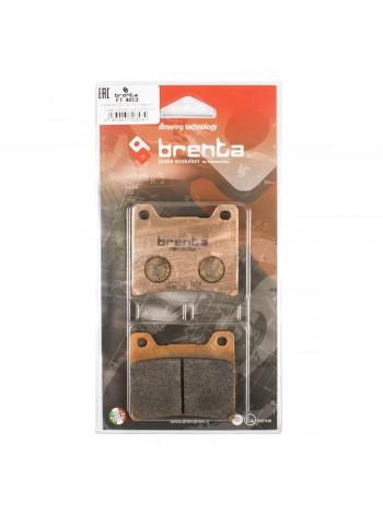 Тормозные колодки Brenta FT 4053 Sintered