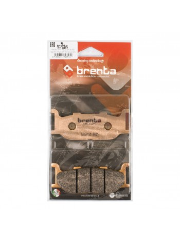 Тормозные колодки Brenta FT 4057 Sintered