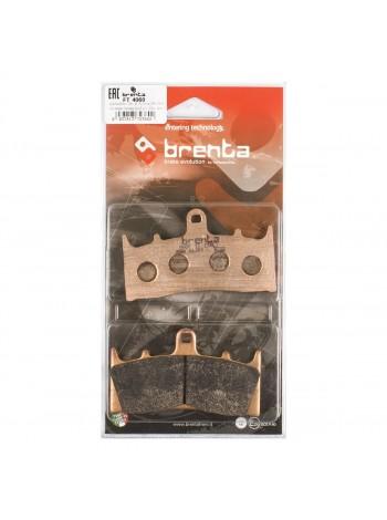Тормозные колодки Brenta FT 4060 Sintered