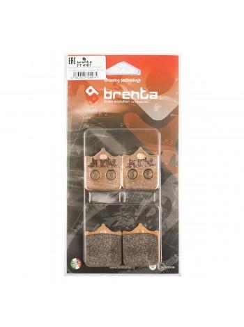 Тормозные колодки Brenta FT 4107 Sintered