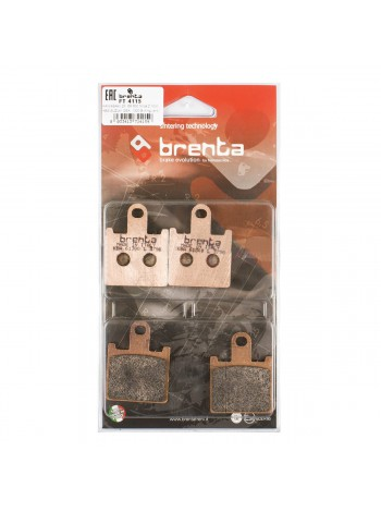 Тормозные колодки Brenta FT 4115 Sintered