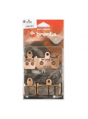 Тормозные колодки Brenta FT 4118 Sintered