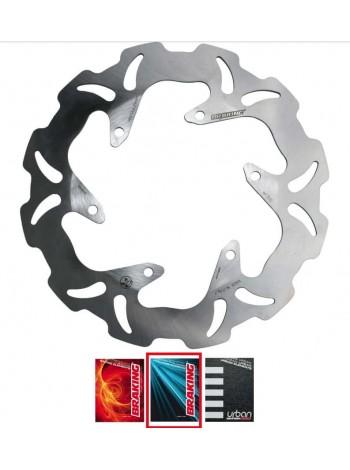 Тормозной диск задний Braking HO51RID