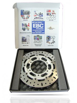 Тормозной диск задний EBC MD4138