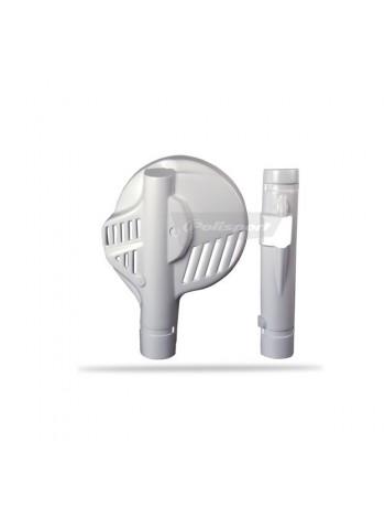 Защита переднего тормозного диска и нижней части вилки HONDA XL '02-09