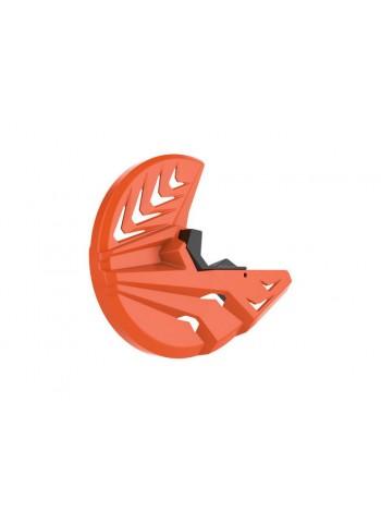 Защита переднего тормозного диска и нижней части вилки KTM