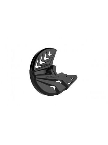 Защита переднего тормозного диска и нижней части вилки Kawasaki KX250F '13-20