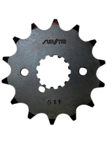 Звезда передняя (ведущая) Sunstar #530-17 зубьев Jtf 1519-17