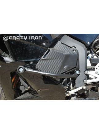 Дуги для HONDA CBR600RR ABS 2013-2016 + слайдеры на дуги