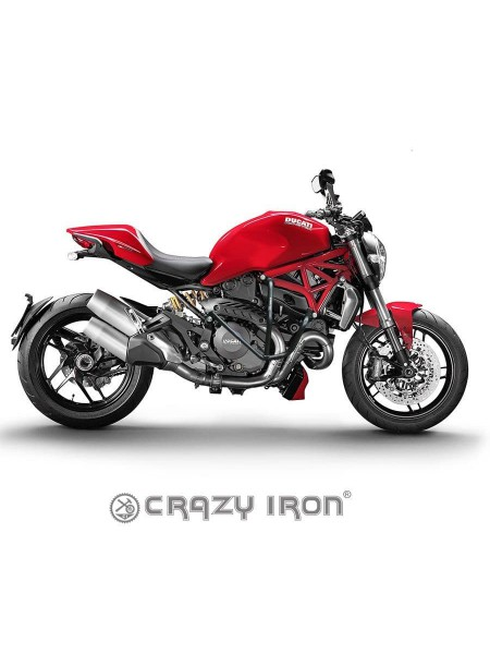 Дуги для Ducati Monster 1200 2014-2016