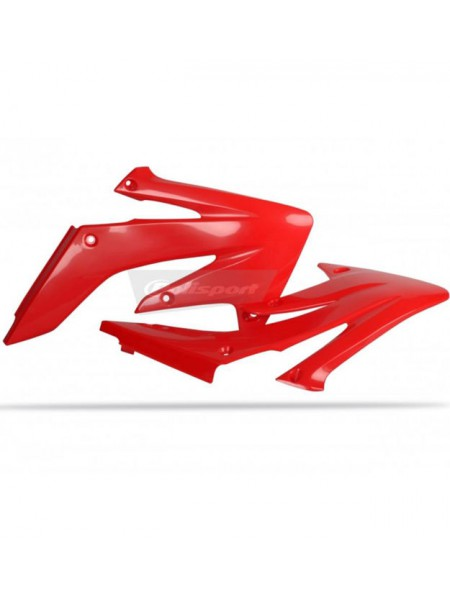 Обтекатель радиатора мотоцикла Honda CRF250R 2004-09