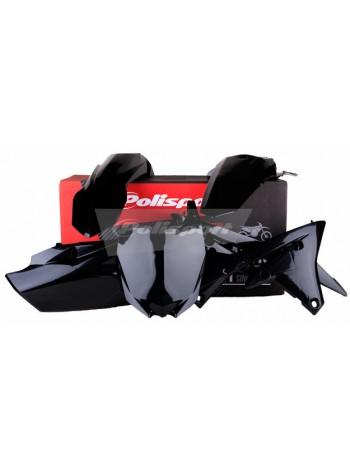 Комплект пластика Polisport на мотоцикл Yamaha YZ250F, YZ450F 2014-18 черный